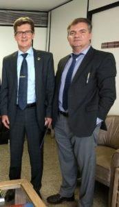 SINDAF/SP e FASP participam de diversas ações Brasília em defesa do Serviço Publico.